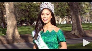 Nina Josie Robertson Miss Earth Australia 2017 Introduction Video