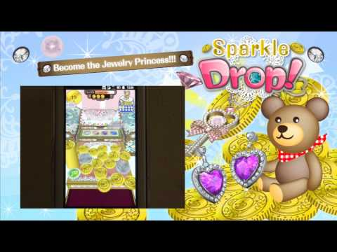 Video of Sparkle Drop! [Free Coin game]