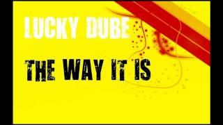 Lucky Dube 'The way it is'
