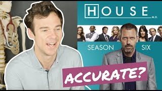 Is the medical drama House MD accurate? - Video Youtube