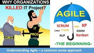 Agile Methodology(Part-I): the beginning for the beginners - simplified tutorial