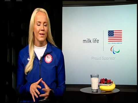 Interview: U.S. Paralympic Swimmer Mallory Weggemann