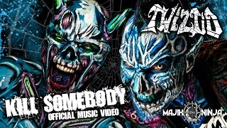 Twiztid   Kill Somebody Official Music Video   Continuous Evilution Of Life's ?'s