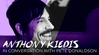 Anthony Kiedis discusses the new Red Hot Chili Peppers album