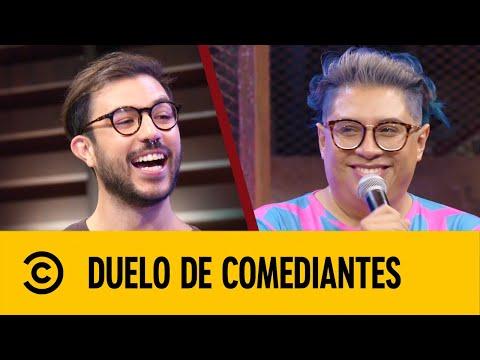 Manu Nna VS Diego Alfaro   Duelo De Comediantes   Comedy Central LA
