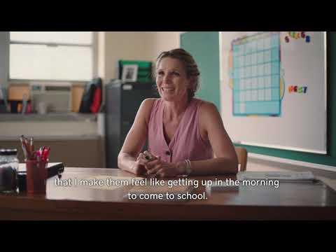 Testimonial of Julie - teacher