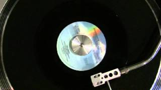 Triumph - Somebody's Out There 45 RPM vinyl