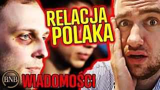 Służby NĘKAJĄ POLAKÓW na Białorusi! Relacja poszkodowanego | WIADOMOŚCI