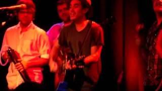 Joshua Radin - Sky (Live @ Cologne, 10-11-2009)