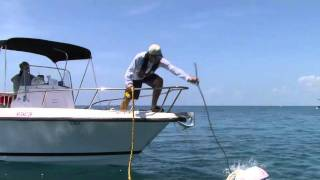 How to Properly Tie Up Your Boat to a Mooring Buoy