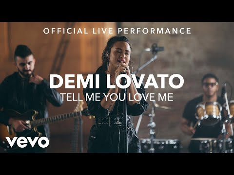 Tell Me You Love Me Vevo X Demi Lovato