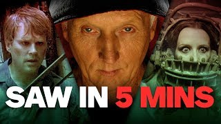 Download Youtube: SAW Story in 5 Minutes (Sort Of)