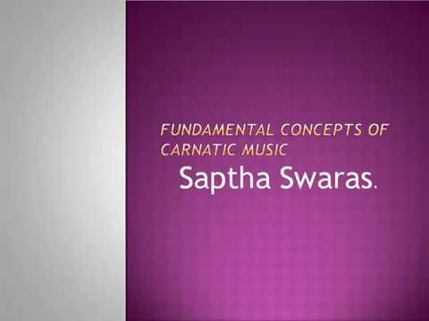 Learn carnatic saraswati