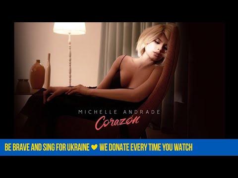 Michelle Andrade - Corazón [Lyric Video]
