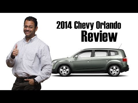 2014 Chevy Orlando Test Drive and Review