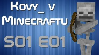 Kovy_ v Minecraftu - 1.díl - Začínáme!
