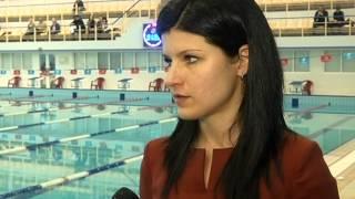 В Днепропетровске прошли соревнования по плаванию «Весенние надежды»