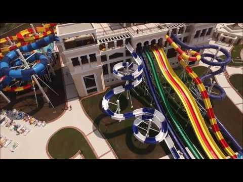 Crazy Cruise Wavy Slide