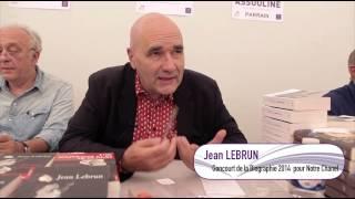 preview picture of video 'Salon de la Biographie de Chaville 2014'