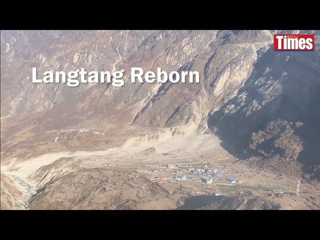 Langtang copes with quake and Covid