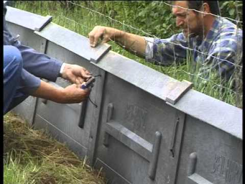 Amphibienschutz, mobiler Amphibienschutzzaun, stationäre Amphibienleitwand