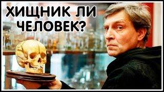 """Невзоров: """"У Вас нет пропуска в хищники!"""". Человек не охотник! Мясо, дурь и РАК."""