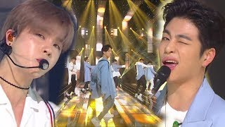 《EMOTIONAL》 IKON(아이콘)   LOVE SCENARIO(사랑을 했다) @인기가요 Inkigayo 20180304