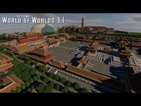World of worlds minecraft project world of worlds freerunsca Image collections