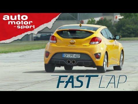 Hyundai Veloster 1.6 Turbo: Ein echtes Sportcoupé? - Fast Lap | auto motor und sport