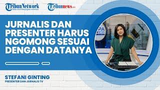 Ginting Bagikan Proses Di Balik Layar jadi Presenter dan Jurnalis TV, Ngomong Harus Sesuai Data