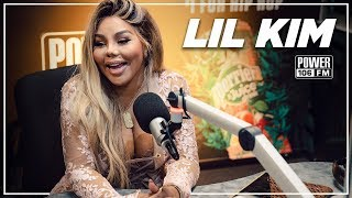 Lil' Kim says Biggie was the BEST Lover She Ever Had, Talks Nasty One + Future Album