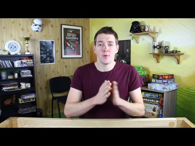 Gry planszowe uWookiego - YouTube - embed 4R73sEfwMcA