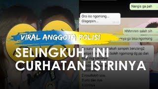Heboh Curhatan Istri, Anggota Polisi Selingkuh Disidak oleh Mertuanya yang Menjabat Wakapolda