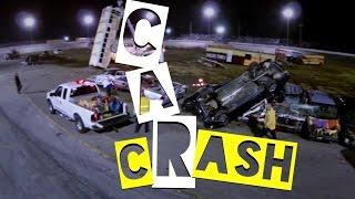 DJI Car Crash