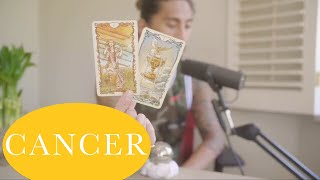 CANCER - SCARED TO LOVE AGAIN AUGUST 1-15 BI-WEEKLY TAROT READING