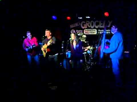 BreezyGrass performing Many Years From Now at Arlene's Grocery, NYC