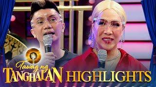 Vhong shares how proud his mother is of him | Tawag ng Tanghalan