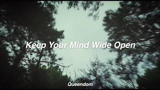 Keep Your Mind Wide Open // Sub Español