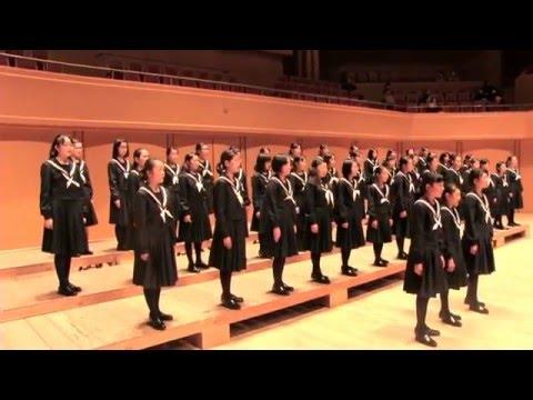 名古屋市立桜山中学校  合唱