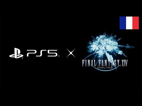 Améliorations de la version PS5 de Final Fantasy XIV: Endwalker