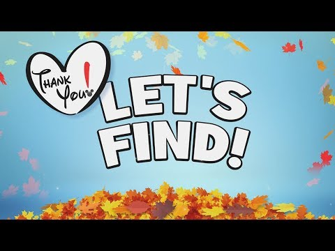 Let's Find With Nancy, Vee and Goofy!   Thank You Celebration Month   Disney Junior