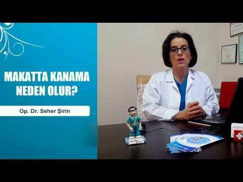 Makat Kanaması Hangi Hastalığın Belirtisi? Op. Dr. Seher Şirin