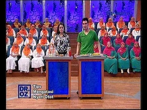 Video Dr Oz Indonesia - Tips Mengatasi Nyeri Otot - 11 Januari 2014 Part 5