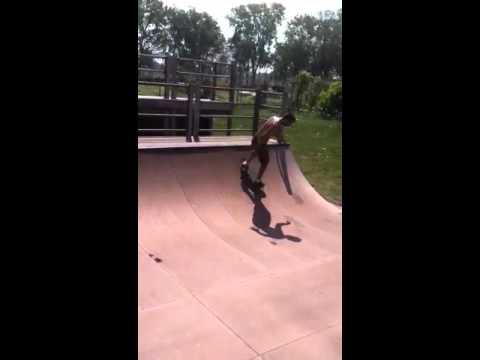 Crown point skate park