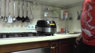 Как варить кашу для рыбалки в мультиварке redmond