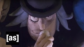 Rick and Morty The Non-Canonical Adventures: A Clockwork Orange | Adult Swim