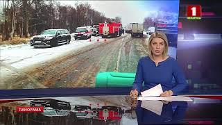 Страшная авария в Калинковичском районе унесла жизни пяти человек