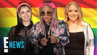 6 Celebrities Whove Come Out In 2020 | E! News