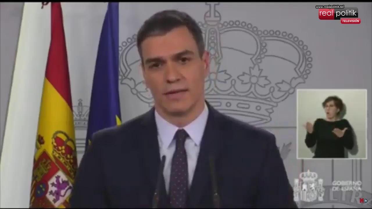 España: 500 muertos y 12.500 contagiados por COVID-19