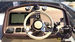 2015 Beneteau Monte Carlo 4 Motor Yacht - Walkaround - 2015 Montreal In Water Boat Show